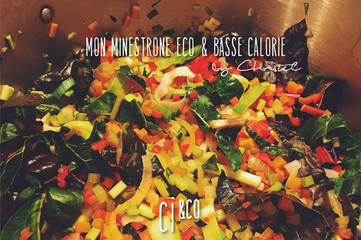 Minestrone basse calorie